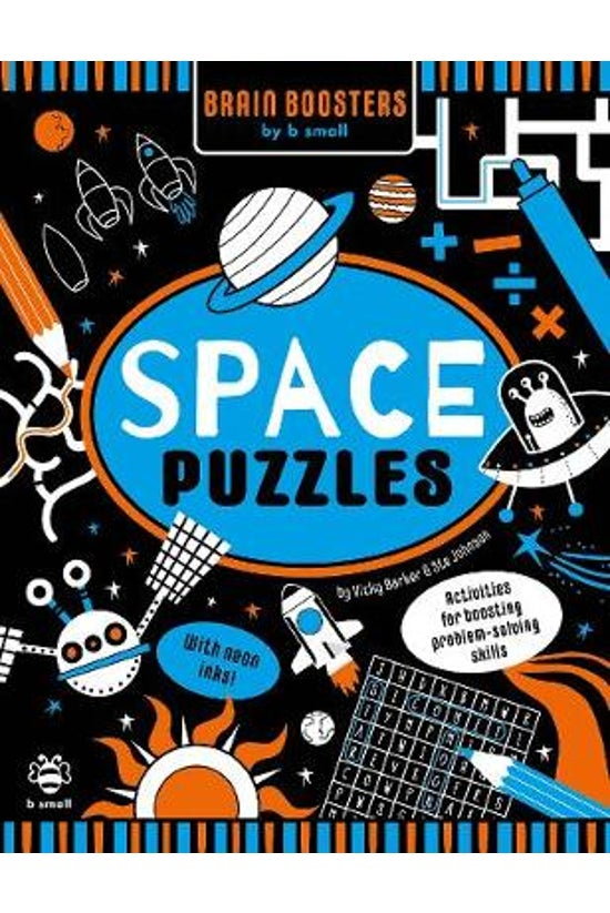 Brain Boosters: Space Puzzles