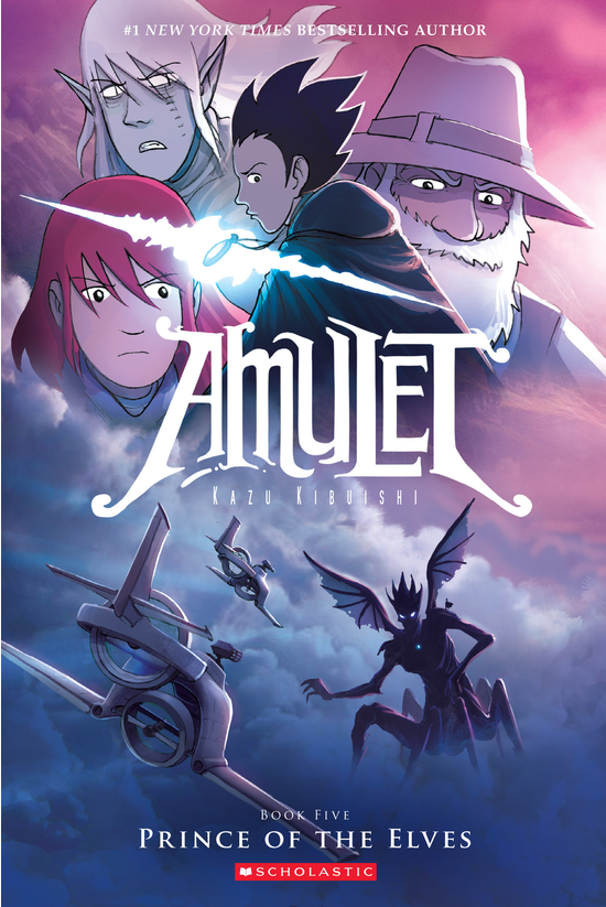 Amulet #05: Prince Of The Elve...