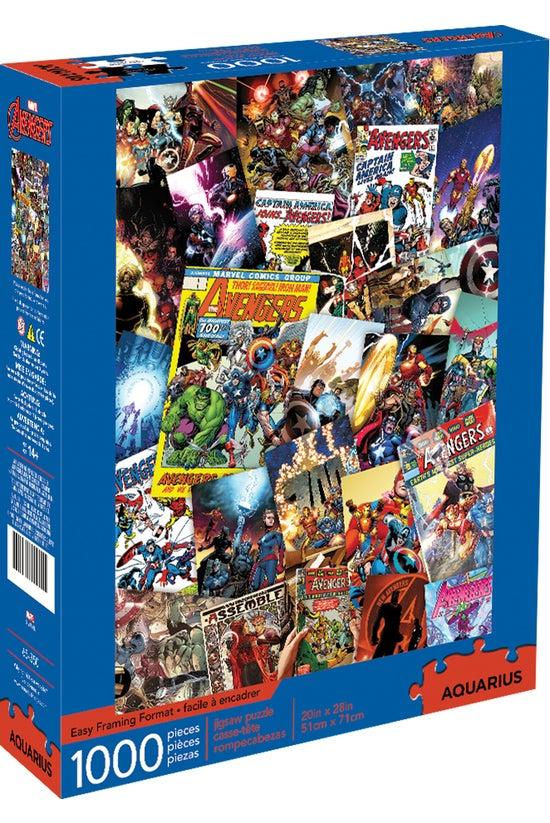 Marvel 1000 Piece Jigsaw Puzzl...