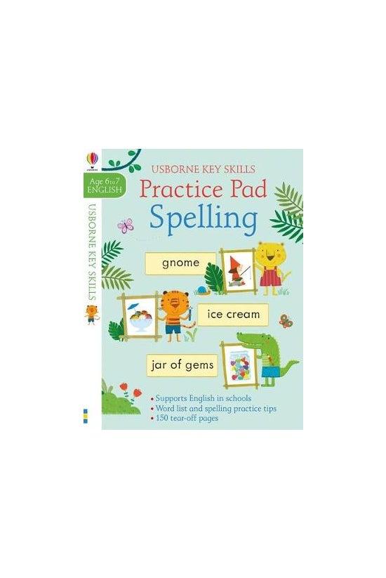 Wipe Clean Spelling Practice P...