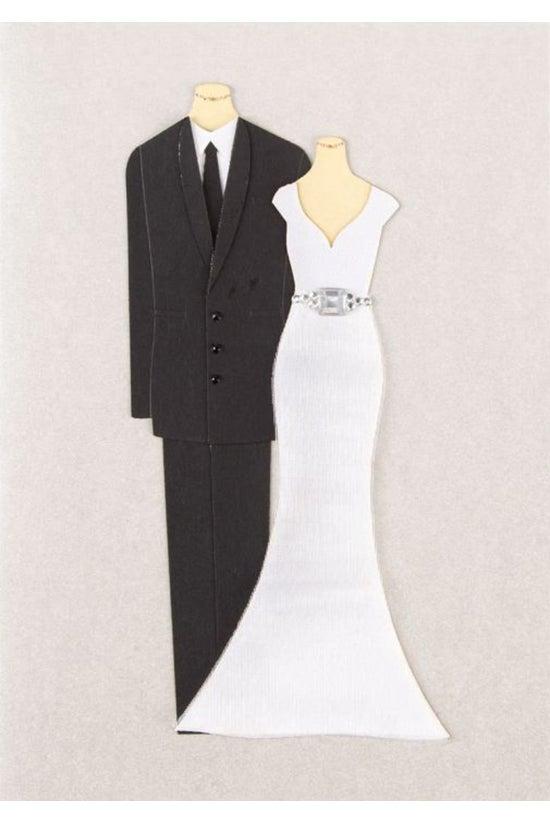 Papyrus Card Wedding Bride And...