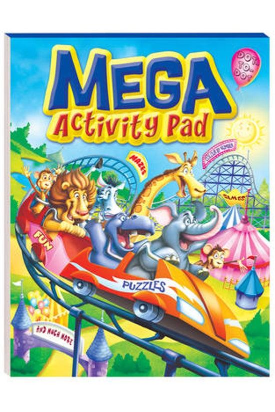 Mega Activity Pad Blue