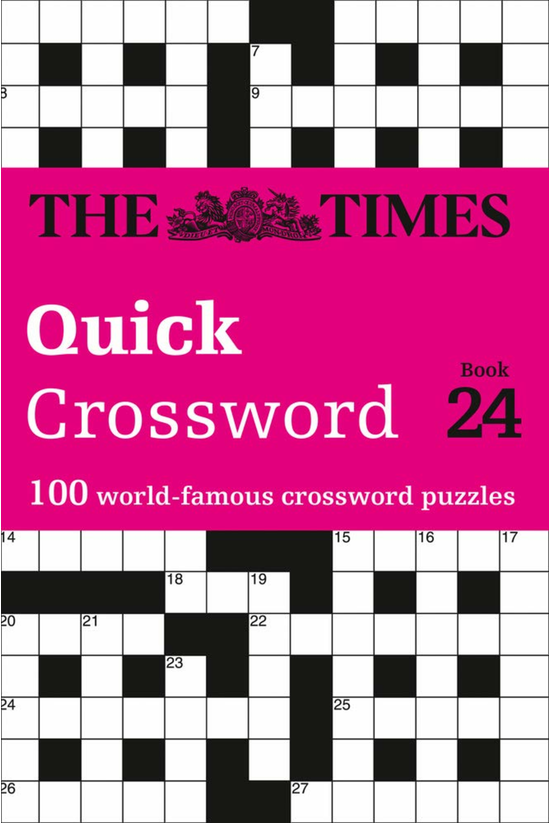 The Times Quick Crossword Book...
