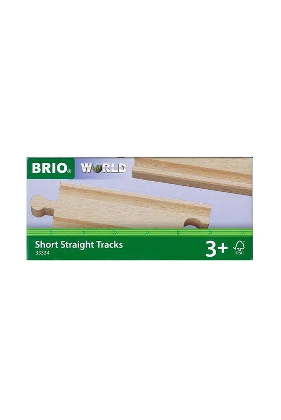 Brio World: Short Straight Tra...