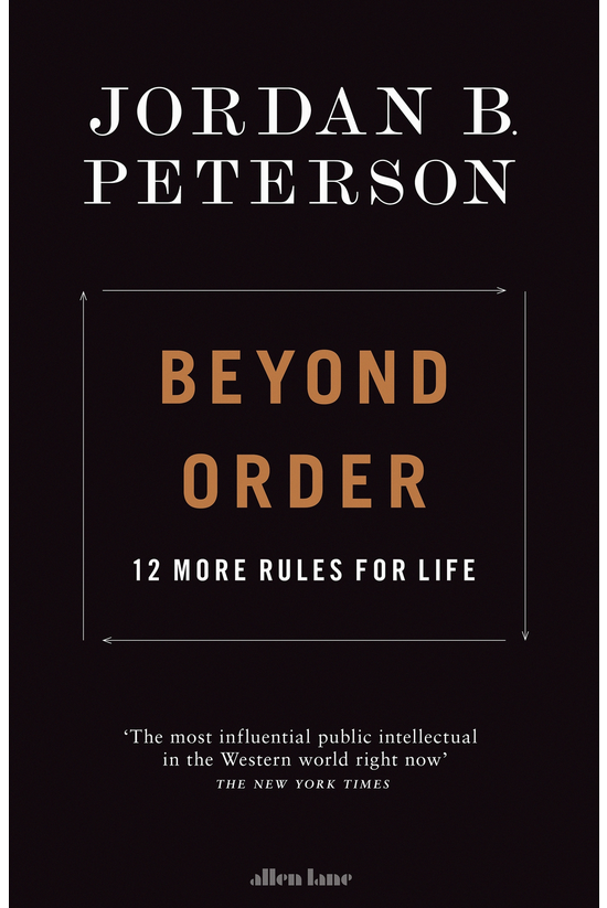 Beyond Order: 12 More Rules Fo...