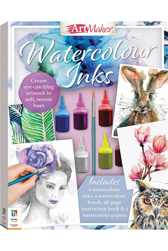 Art Maker: Watercolour Inks