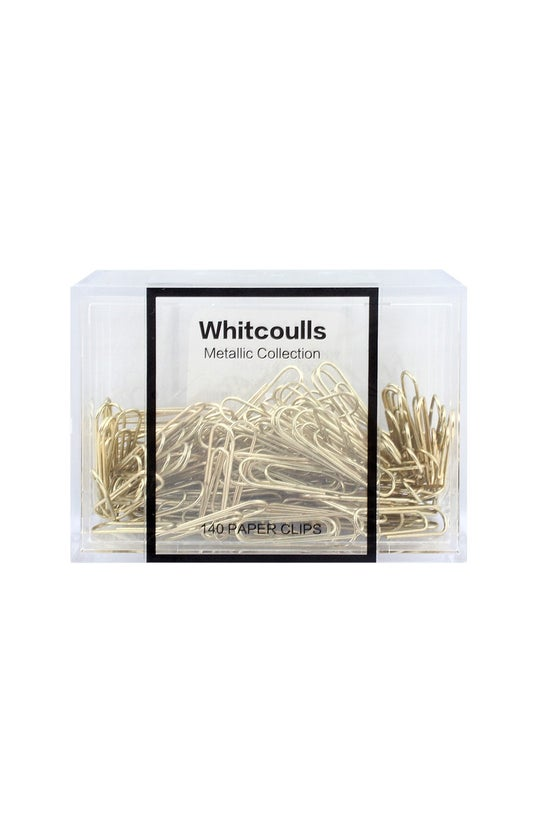 Whitcoulls Paper Clips 28mm Go...