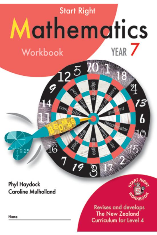 Sr Year 7 Mathematics Workbook