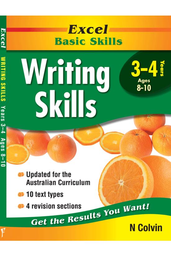 Excel Basic Skills Years 3-4 W...