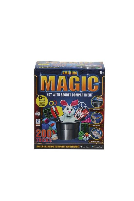 Amazing Magic Hat 200 Tricks B...