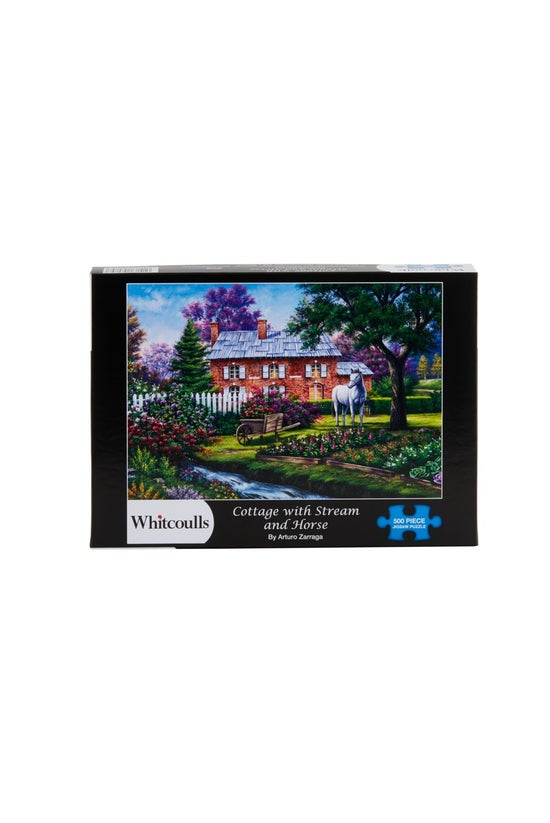 Whitcoulls 500 Piece Jigsaw Co...
