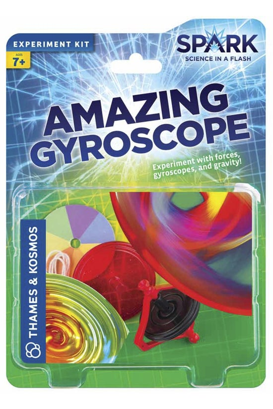 Spark Science Amazing Gyroscop...