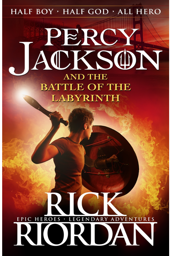 Percy Jackson #04: Percy Jacks...