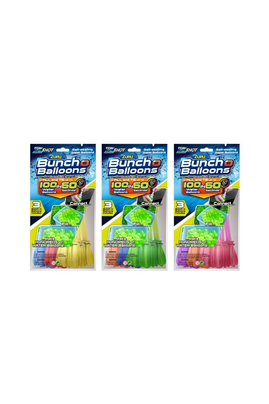 Zuru X-shot Bunch-o-balloons A...