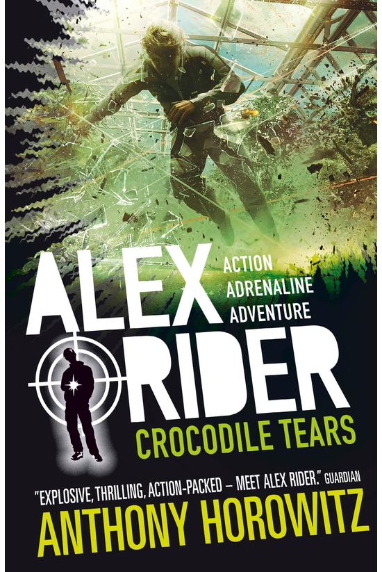 Alex Rider #08: Crocodile Tear...