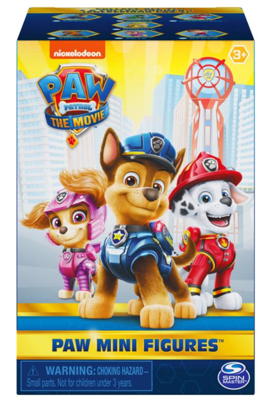 Paw Patrol: The Movie Paw Mini...
