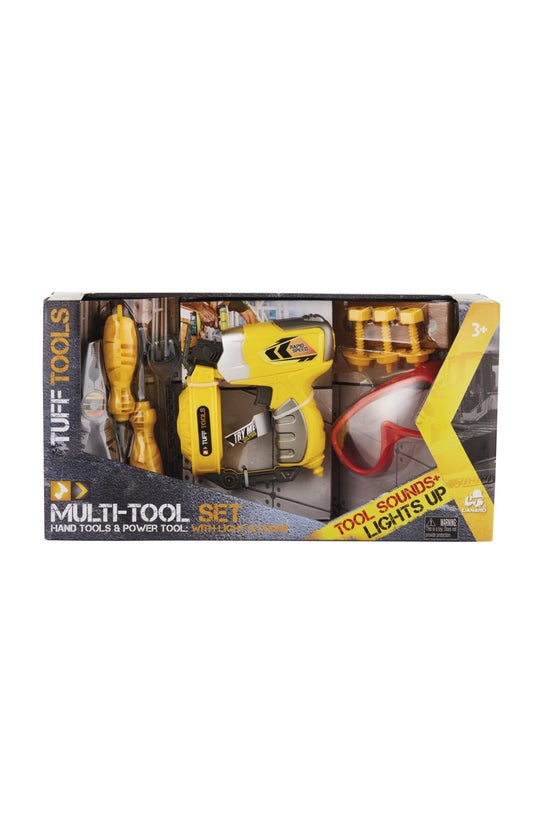 Tuff Tools Multi-tool Set Asso...