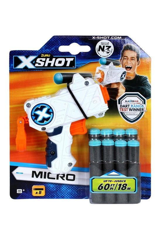 Zuru X Shot Micro Dart Gun