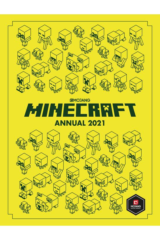 Minecraft Annual 2021