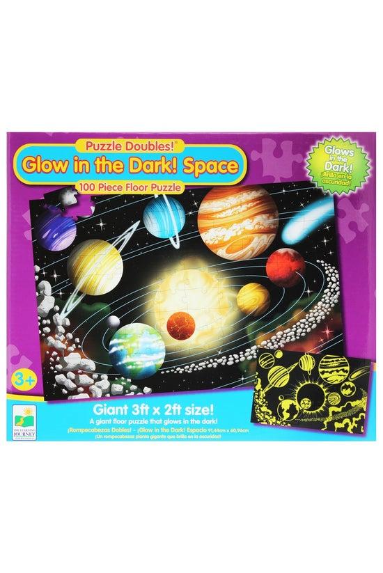 Jigsaw Pd Glow In The Dark Spa...