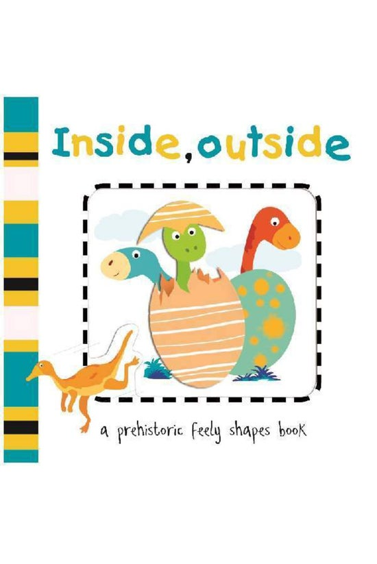 Inside Out: Cut Out Board Book
