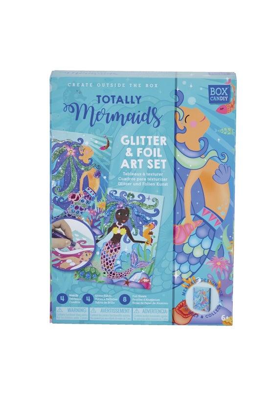 Totally Mermaids Glitter &...