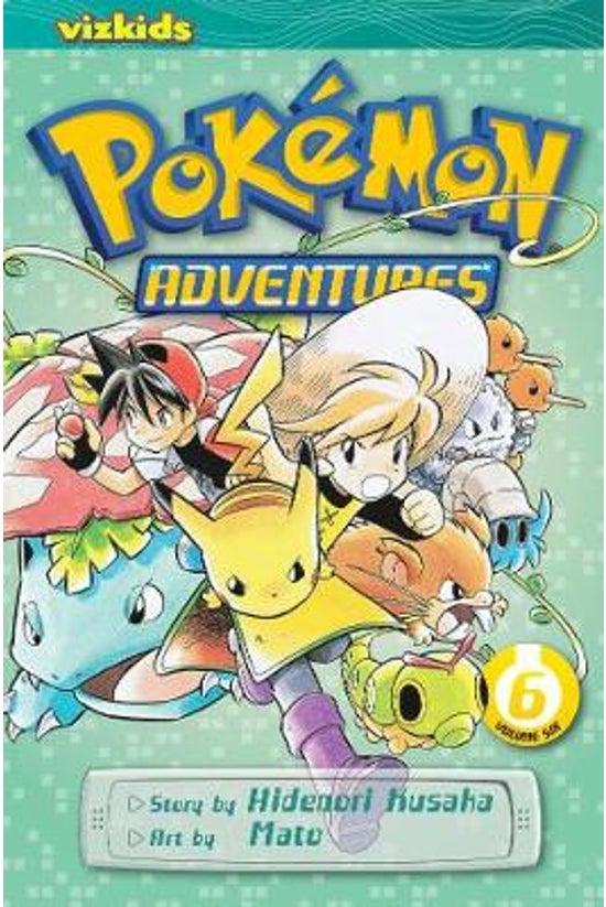 Pokemon Adventures Volume 6: Y...
