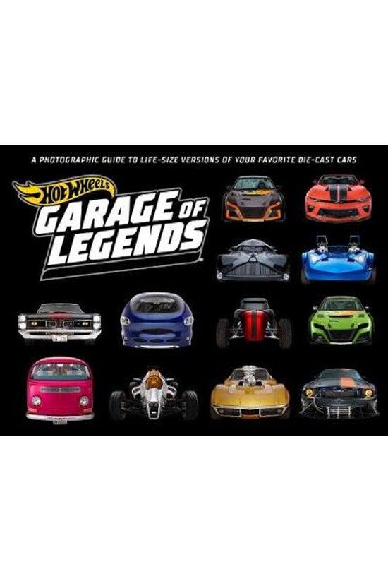 Hot Wheels: Garage Of Legends