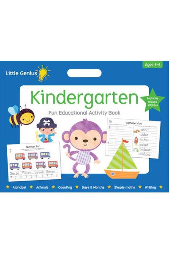 Little Genius Mega Pad: Kinder...