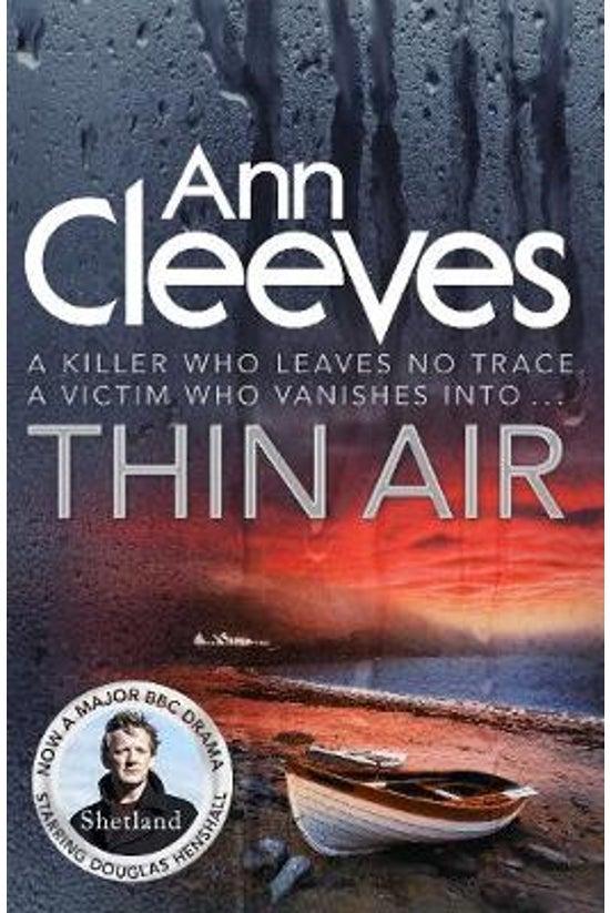 Shetland #06: Thin Air