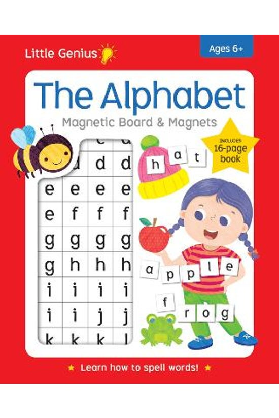Little Genius: The Alphabet Bo...