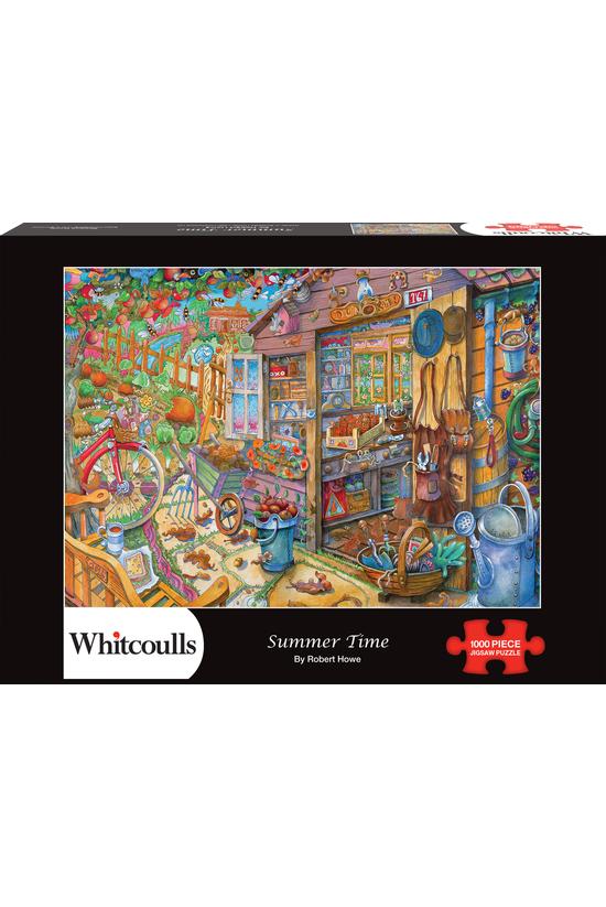 Whitcoulls 1000 Piece Jigsaw S...
