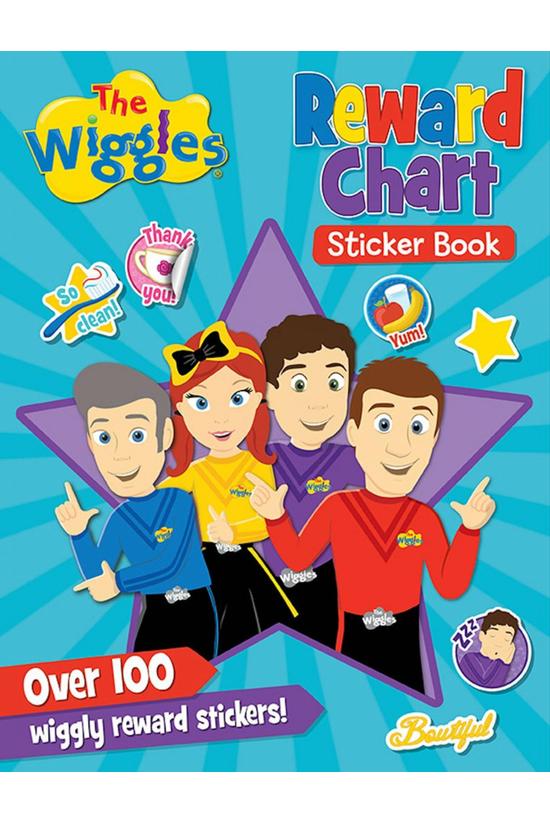 The Wiggles Reward Chart Stick...