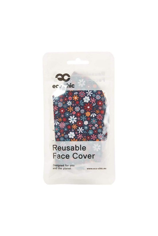 Eco Chic Face Mask Ditsy