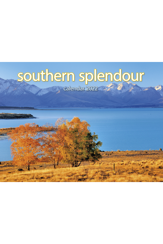 2022 Wall Calendar Southern Sp...
