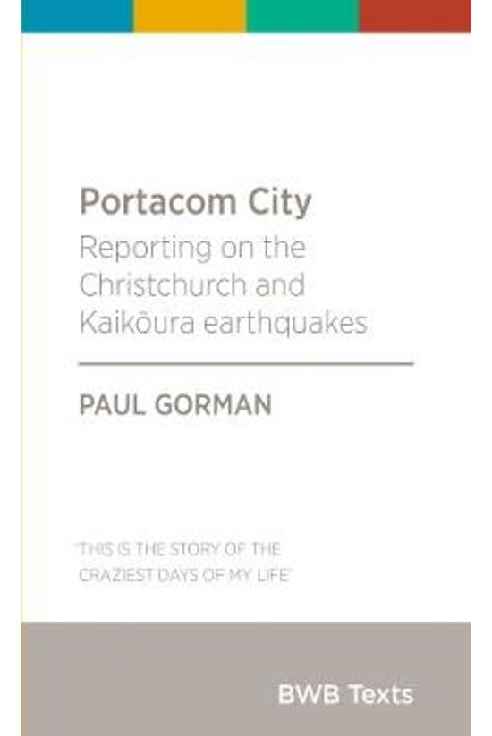 Portacom City: Reporting On Th...