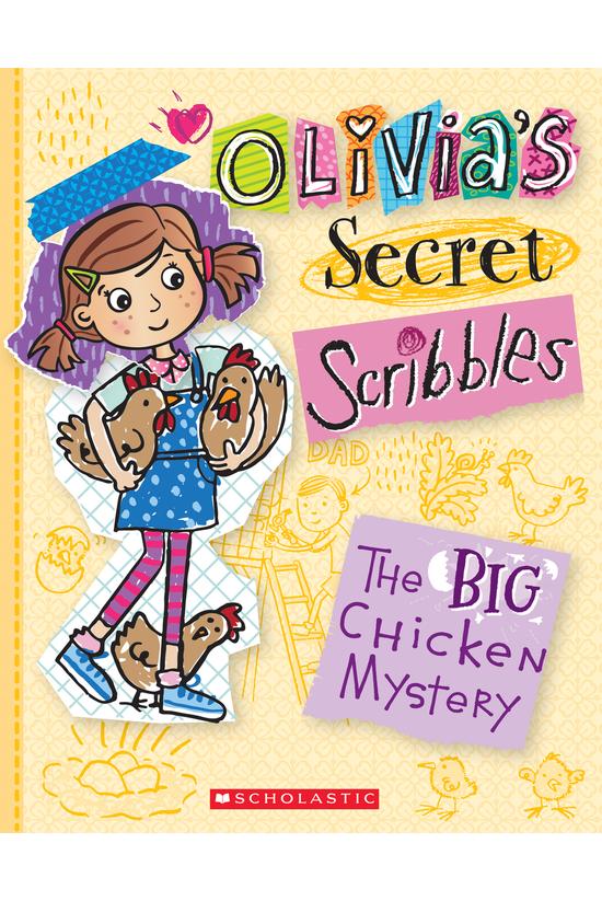 Olivia's Secret Scribbles #05:...