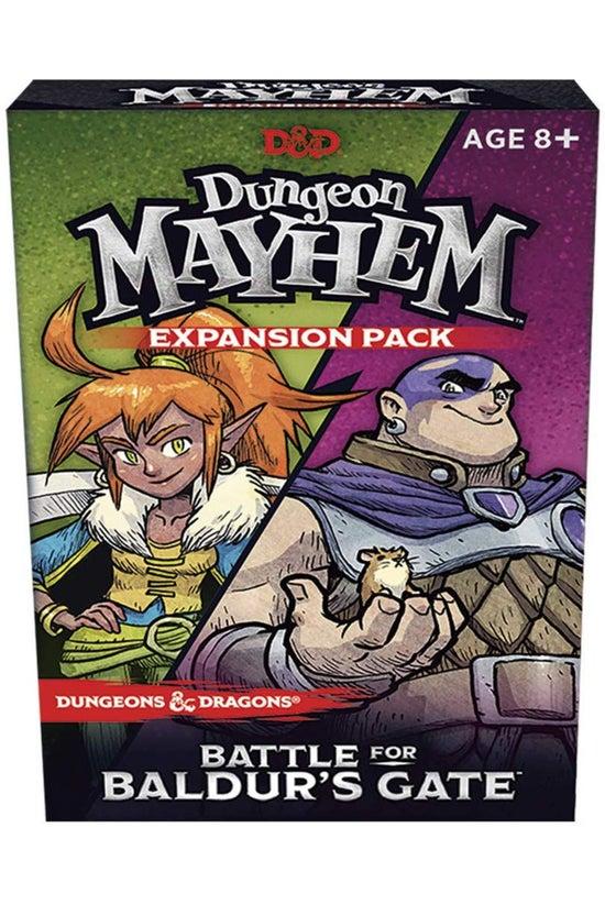 Dungeon Mayhem: Battle For Bal...
