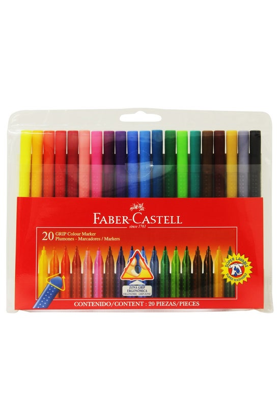 Faber Castell Grip Colour Mark...
