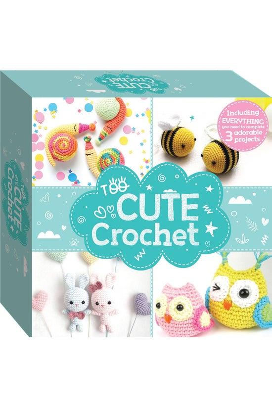 Hinkler Too Cute Crochet Box S...