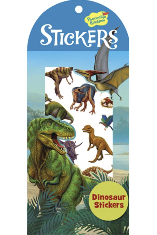 Peaceable Kingdom Dinosaur Sti...