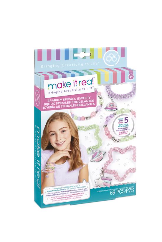 Make It Real: Sparkly Spirals ...