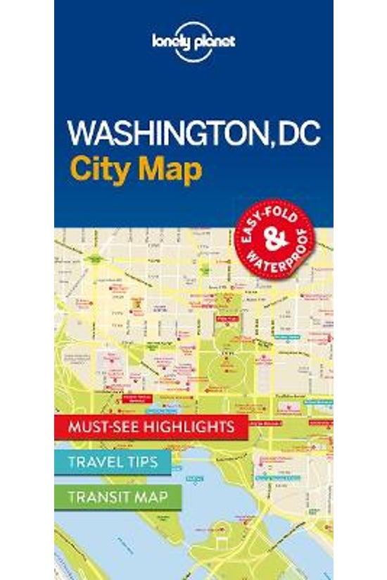 Lonely Planet Washington Dc Ci...
