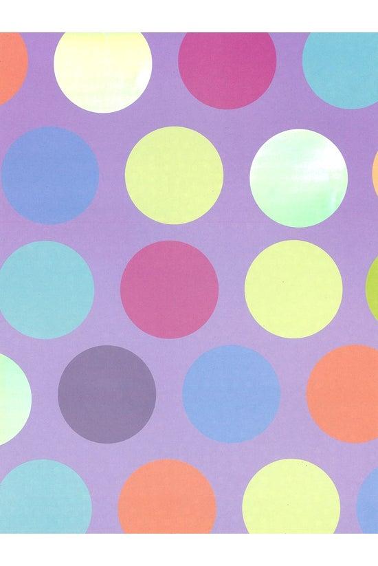 Flat Wrap Parmaviolet Pastels