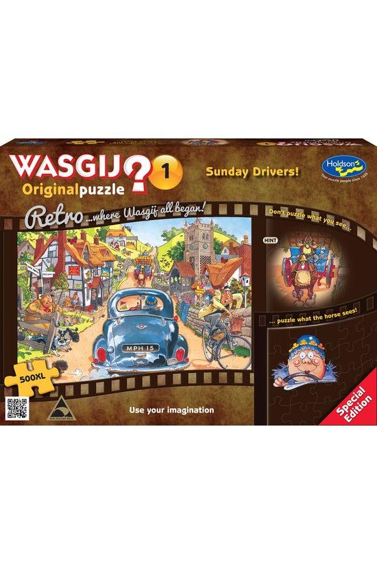 Wasgij Retro Original #01 Sund...