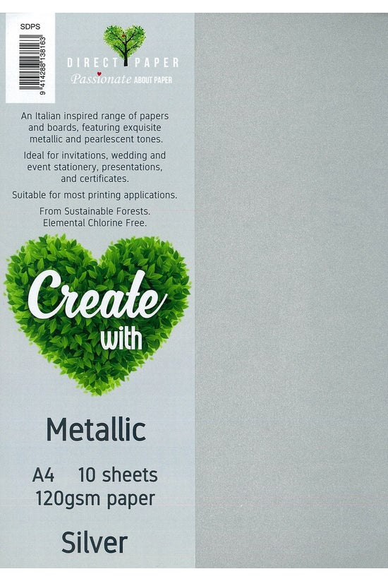 Direct Paper Metallic A4 Paper...