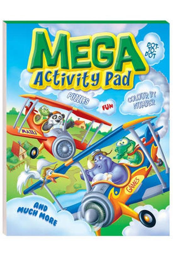 Mega Activity Pad Green