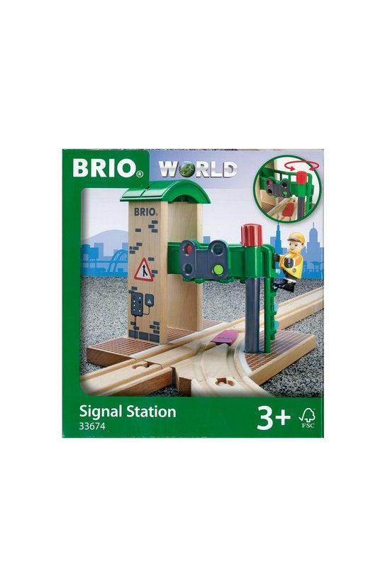 Brio World: Signal Station 336...