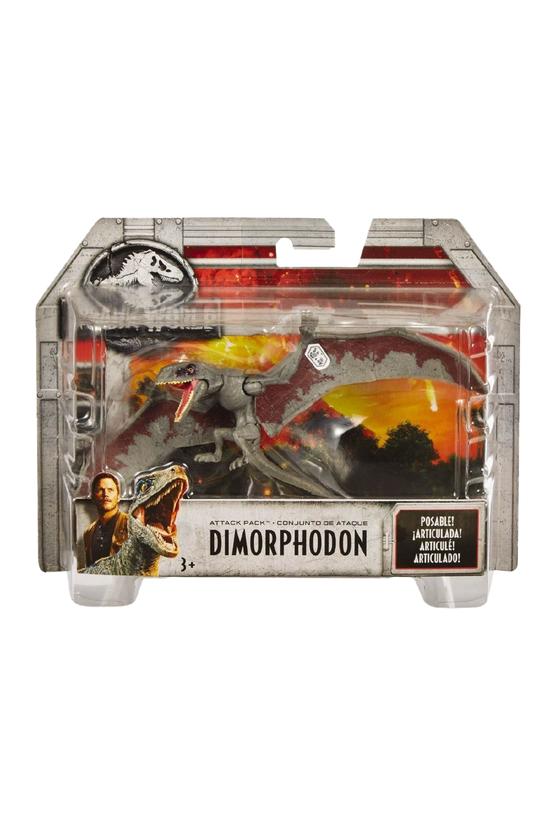 Jurassic World Attack Pack Ass...