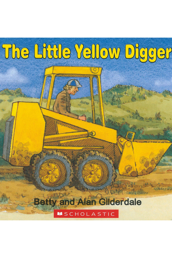 The Little Yellow Digger #01: ...